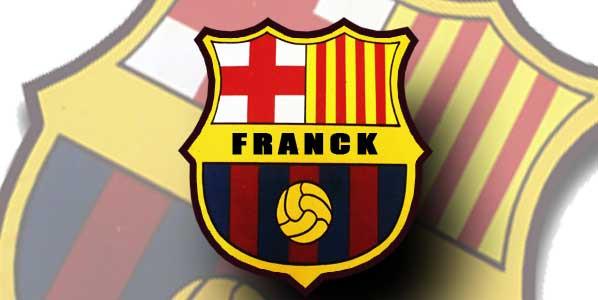 Décoration murale FCB (Barça)