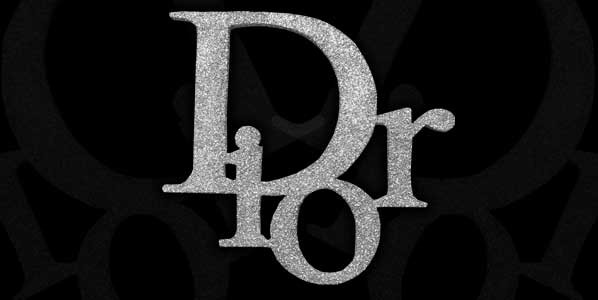 Décoration murale Dior (A fixer)